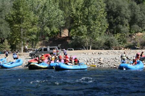 Get Involved - Whitewater Rafting Classes 3