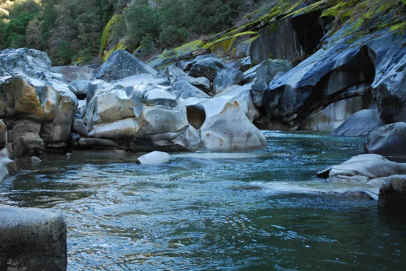 Our Work--Rivers Under Threat-Yuba River Threat