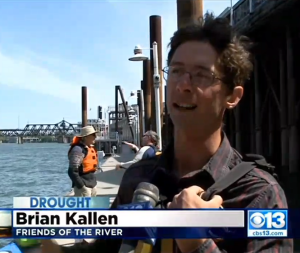 brian kallen gets some TV time