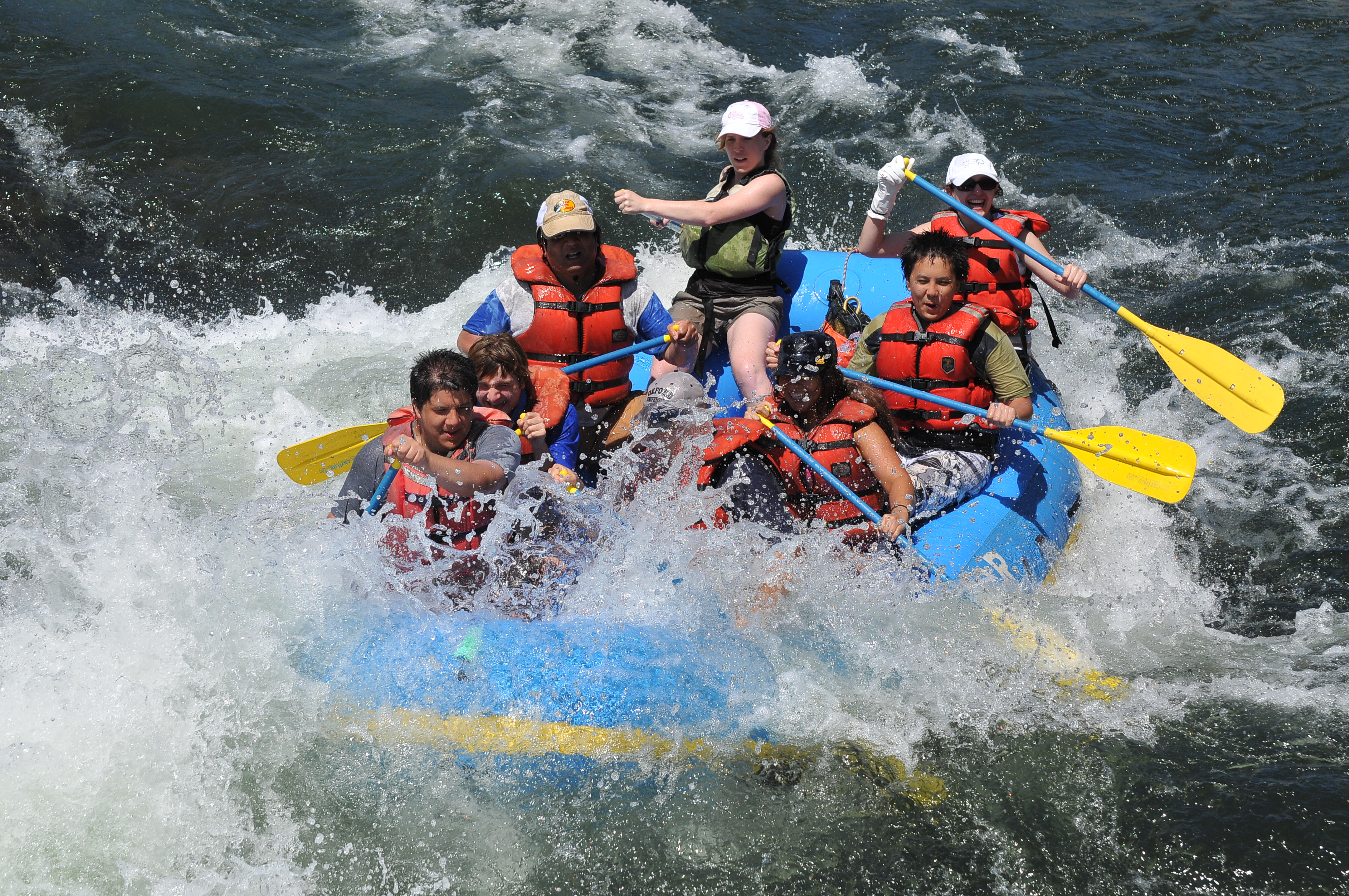 FOR raft 1 - 2009